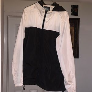 Windbreaker Zip Up Jacket